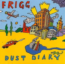 frigg – dust diary